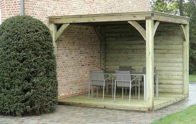 cottage bijgebouwen tuinhuizen bijgebouwen tuin exterieur houthandel van mechgelen. Black Bedroom Furniture Sets. Home Design Ideas